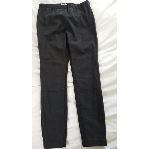 cd7eba2c Lou & Grey Pants | Lou Grey Sz Small Gray Ponte Knit Leggings | Poshmark